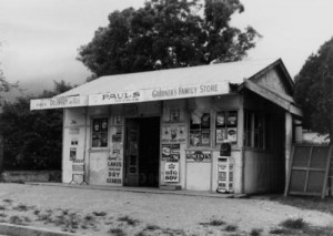 Gardners Family store and milkbar in Sunnybank