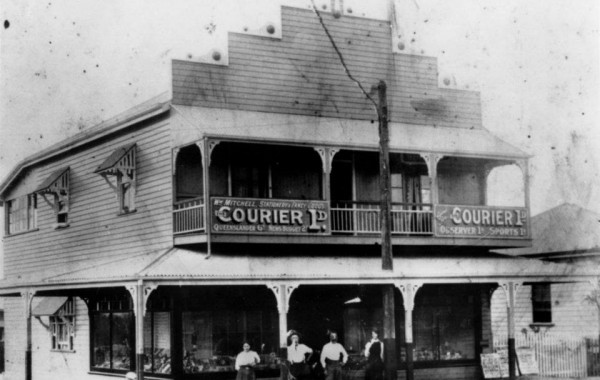 Annerley District History