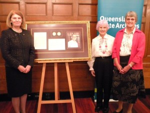 2013 John Douglas Kerr Medal of Distinction – Dr Ruth Kerr, OAM