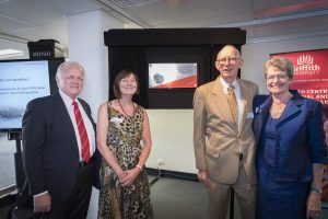 Griffith University's Harry Gentle Resource Centre now open