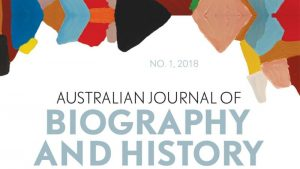 Read more about the article MEMBERS WORK: AUSTRALIAN JOURNAL OF BIOGRAPHY AND HISTORY
