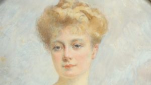 Rose Blakemore Portrait