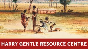HARRY GENTLE RESOURCE CENTRE 2019 LECTURE SERIES