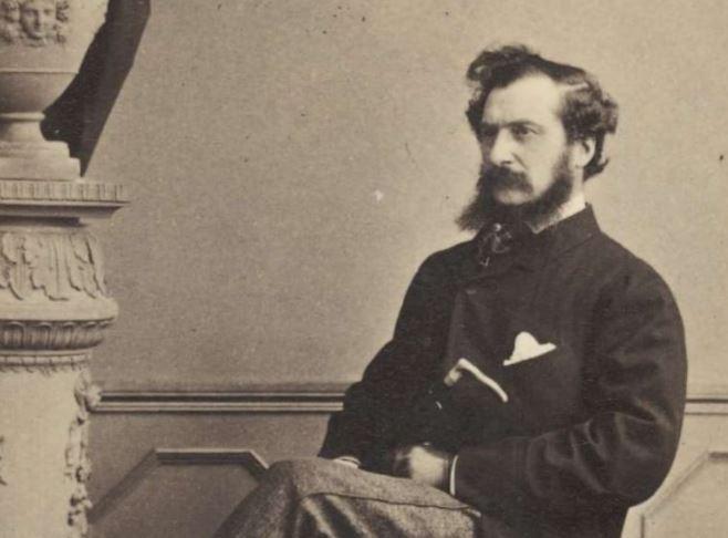 Thomas John Domville Taylor c.1862