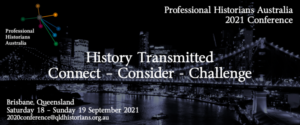 Read more about the article HISTORY TRANSMITTED: ONLINE CONFERENCE